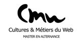 Master Cultures et Métiers du Web
